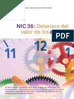 NIC 36_ Deterioro Del Valor de Los Activos Artículo de Revista