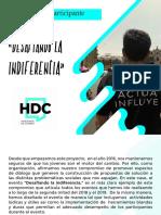 Manual Participante Hdc