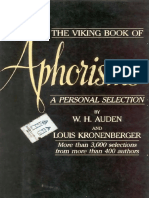 Viking Aphorisms - All of Them