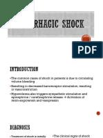 shock hemorrage