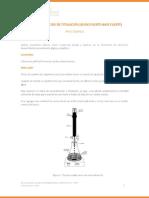Guía de Ejercicios de Titulación (Ácido Fuerte-base Fuerte) Área Química - PDF