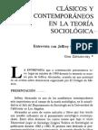 alexander-Clásicos y contemporáneos en la Teoría Clásica
