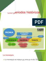 Los Periodos Históricos