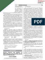 DS 014 2019 MINEDU Modifican Reglamento Ley 29944 Ley Reforma Magisterial Aprobado Decreto Supremo 004 2013 ED 183249