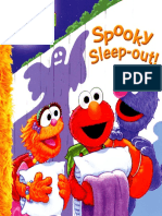 Spooky Sleep Out