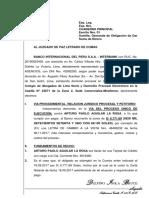 Letra de Cambio - Aguilar La Rosa (Jpl Comas)