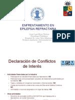 Epilepsia Refractaria 2019 (Juan Luis Moya)