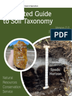 Illustrated Guide to Soil Taxonomy