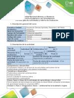Guía de actividades y rúbrica de evaluación - Paso 2 - Diagnostico.pdf