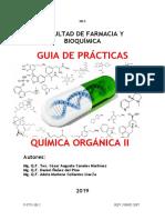 12 Fb5041 - Guia- Quimica Organica II 2019