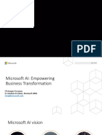 Microsoft AI Solution Full Overview