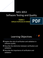 Software testing class 2