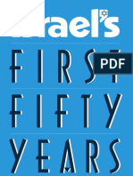 Israel's First Fifty Years
