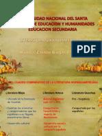 CUADRO COMPARATIVO DE LA LITERATURA HISPANOAMERICANA.pptx
