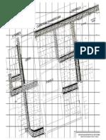 3.0 Plano Planta Proyectada - AA.hh El Bosque