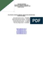 Grupo 36 Procesos Industriales Entrega 2