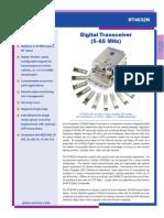 87 10248 RevB DT4032N DigTransceiver