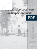 DIAGNOSTICO LOCAL CON PARTICIPACIÓN SOCIAL USAQUEN