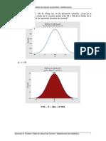 Distribuciones Z, T, JI-CUADRADA (Inferencias estadistica)