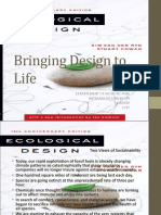 Bringing Design to Life