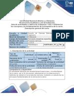Guía de actividades y rúbrica de evaluación-Fase 1-Diferenciar los conceptos y la fundamentación de la bioquímica de la carne.docx