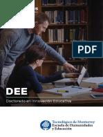 Doctorado en Innovación Educativa ITESM