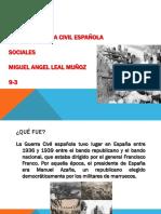 La Gran Guerra Civil Española