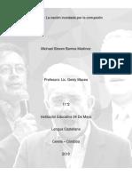 Ensayo sobre La Corrupción Colombiana