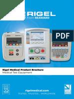 Rigel Medical Product Brochure - Rev 2