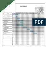 Schedule Sertifikasi ISO 9001