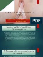 CURSO DE BIOMAGNETISMO II MODULO No. 2.ppsx