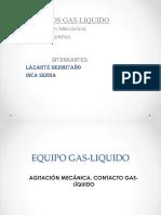 Gas-Liquido Expo Masa