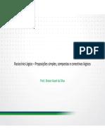 3.02 - Prop. Simples, Compostas e Conectivos Lógicos.pdf