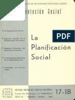 La Planificacion Social Ocr