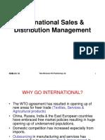 International S&D