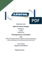 Trabajo Final Psicologia Social y Comunitaria (1).Docx Trabajo Terminado Isaura