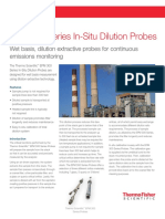 Epm 300 Series in Situ Dilution Probes