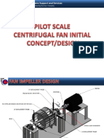Fan Impeller Concept Design