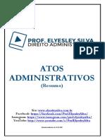 Resumo Atos Administrativos-V2