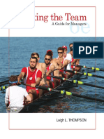 [6] Lieigh Thompson - Making the Team_ a Guide for Managers (6th Edition) 6th(0)