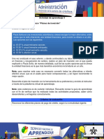 Evidencia Analisis de Caso Planes de Inversion DZ