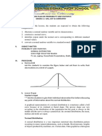 LP for P&S Normal Distribution