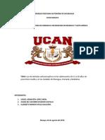 Universidad cristiana autonoma de nicaragua