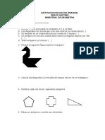 Bimestrales Primer Periodo Estadistica y Geometria 2019