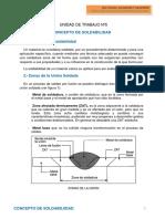 Concepto de Soldabilidad - Fabricación Mecánica