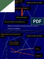 2.8 Análisis Con Datos Sectoriales