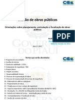Treinamento Obras Publicas_2017