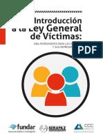 Ley de victimas comentada