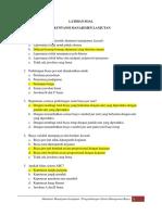 SOAL + PEMBAHASAN - Kelompok I.docx