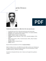 Alfonso Cuarón Orozco